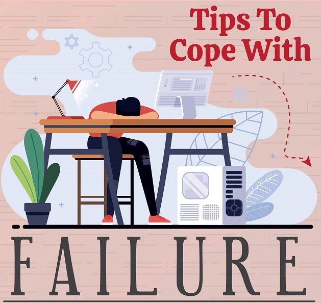 Tips To Cope With Failure ft
