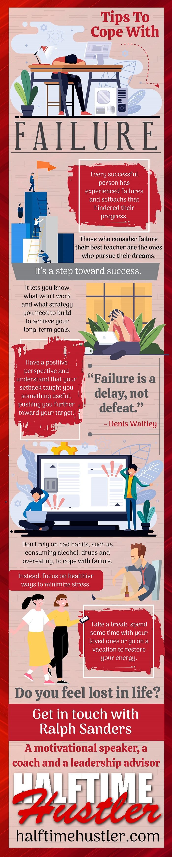 Tips To Cope With Failure